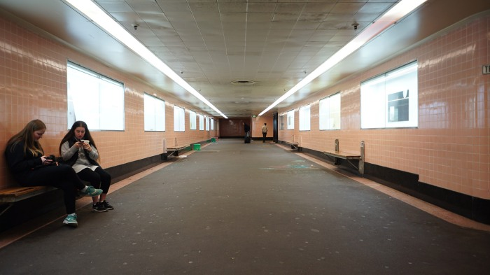 The Degraves Street Tunnel