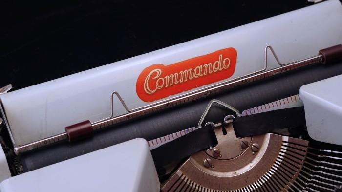 The 'Commando'!