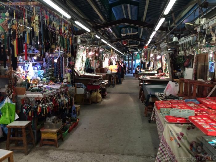 HK Jade Market
