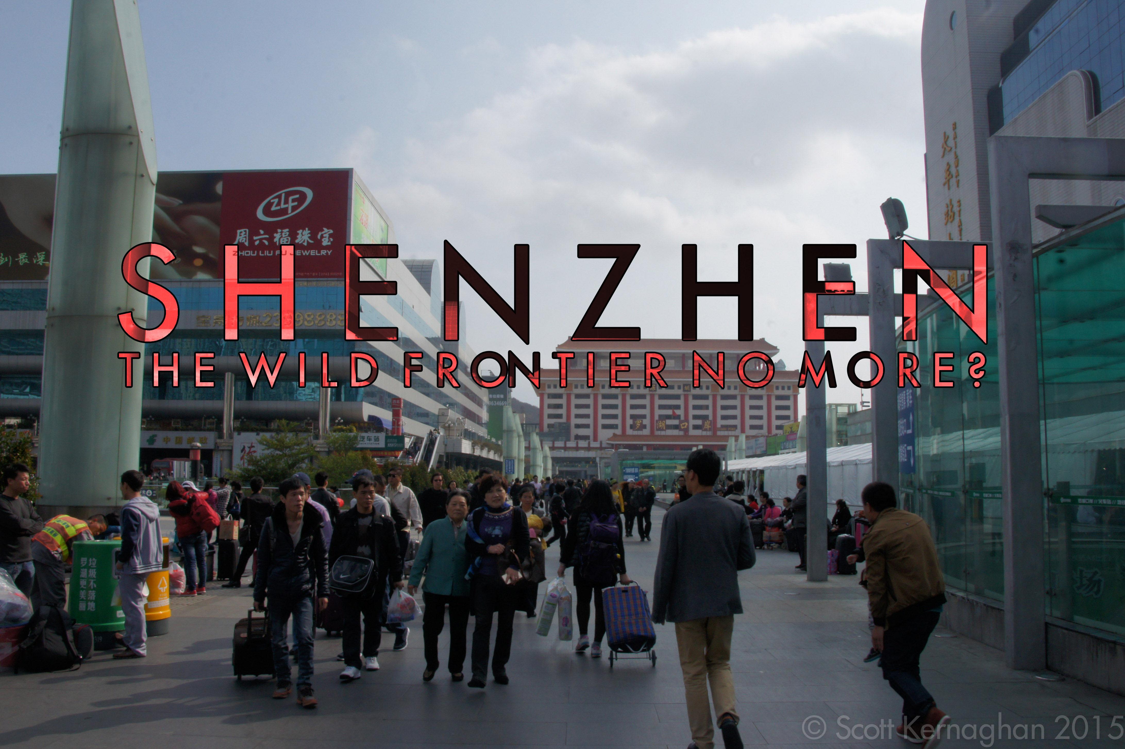 Shenzhen street sex