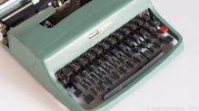 olivetti keyboard overview